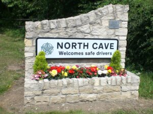 North Cave in Bloom